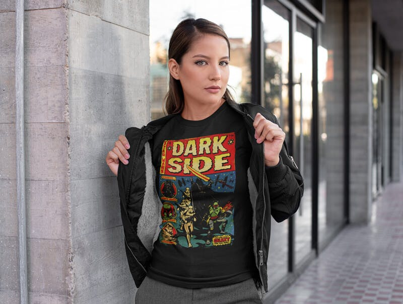 Dark Side Tales T-shirt